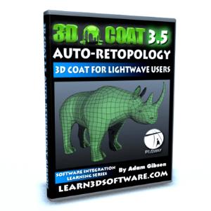 3d coat 3.5 for lightwave users-auto-retopology