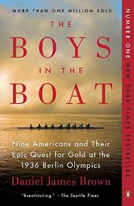 the boys in the boat  daniel james brown