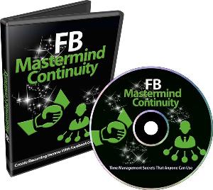 fb mastermind continuity