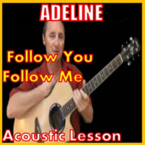 Learn to play Follow You Follow Me by Adeline | Movies and Videos | Educational
