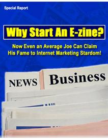 Why Start An E-zine - Private Labels Rights | eBooks | Internet