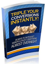triple your conversions, instantly with private labels rights