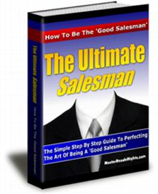 The Ultimate Salesman With Private Labels Rights | eBooks | Internet