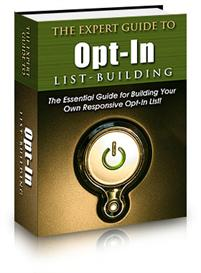 The Expert Guide To Opt-In List Building With Private Labels Rights | eBooks | Arts and Crafts