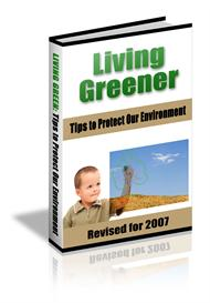 Living Greener - With Private Labels Rights | eBooks | Health