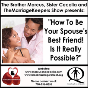 how to be your spouse's best friend! is it really possible?