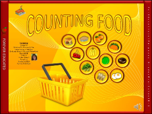 counting food