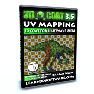 3D Coat 3.5 for Lightwave Users-UV Mapping | Software | Training