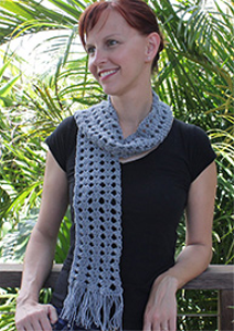 Ewetopia Tunisian Crochet Scarf | eBooks | Arts and Crafts