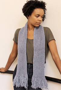 Tunisian Crochet Scarf | eBooks | Arts and Crafts