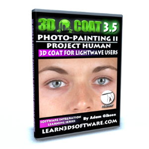 3D Coat 3.5 for Lightwave Users-Photo Painting II | Software | Training