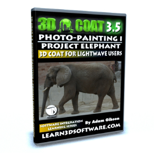 3D Coat 3.5 for Lightwave Users-Photo Painting I | Software | Training
