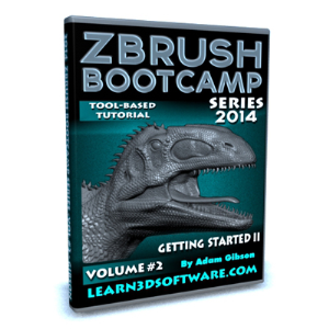 ZBrush Bootcamp Series Volume #2-Getting Started II | Software | Training