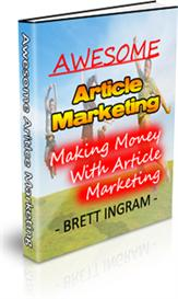 Awesome Article Marketing - With Private Labels Rights | eBooks | Internet