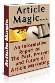 Article Magic Report - With Private Labels Rights | eBooks | Internet