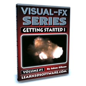 Visual FX Series-Vol.#1- Getting Started I | Software | Training