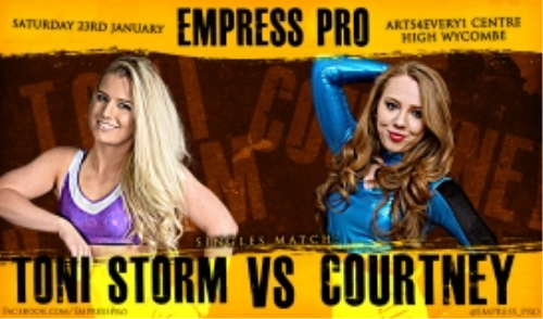 First Additional product image for - Empress Pro - Never Say Never Again (2016-01-23)