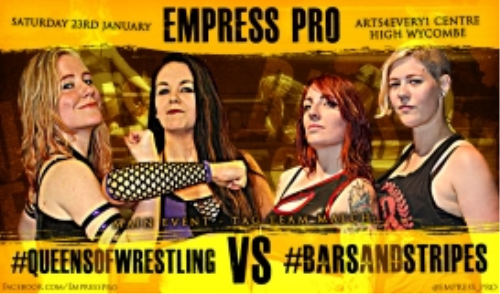 Third Additional product image for - Empress Pro - Never Say Never Again (2016-01-23)