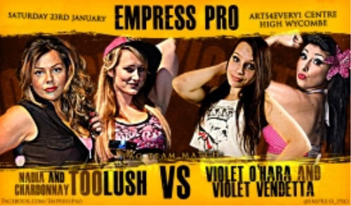 Fourth Additional product image for - Empress Pro - Never Say Never Again (2016-01-23)