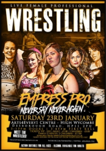empress pro - never say never again (2016-01-23)