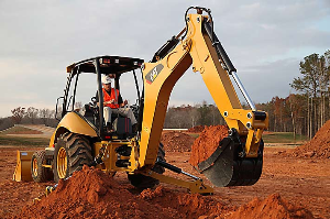 Cat Backhoe 416F | Photos and Images | Technology