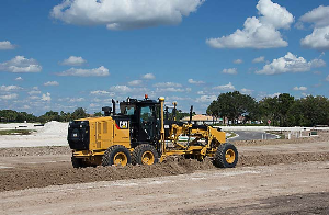 CAT Motor Grader 12M3 AWD | Photos and Images | Technology