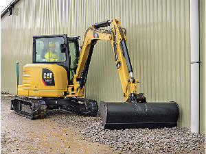 CAT Excavator 305.5E CR | Photos and Images | Technology