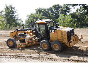 CAT Motor Grader 140M3 AWD | Photos and Images | Technology
