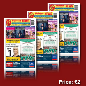 Midleton News February 3rd 2016 | eBooks | Periodicals