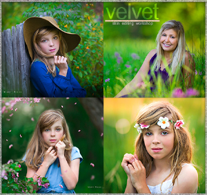 Velvet Skin Retouching | eBooks | Arts and Crafts