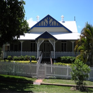 queenslander home