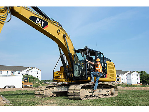 CAT Excavator 352F | Photos and Images | Technology