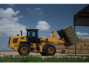 cat wheel loader 950m