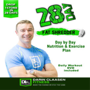 28 day fat shredder