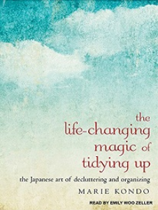the life-changing magic of tidying up - marie kondo audiobook