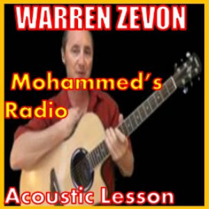 Learn to play Mohammed's Radio by Warren Zevon | Movies and Videos | Educational