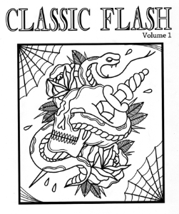 classic tattoo flash vol1