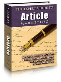 The Expert Guide To Article Marketing - With Private Labels Rights | eBooks | Internet