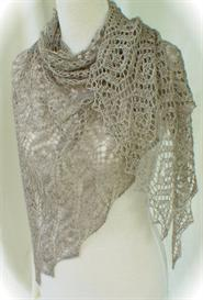 Ethereal Fichu knitting pattern - PDF   Other Files   Arts and Crafts