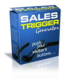sales trigger generator with private labels rights
