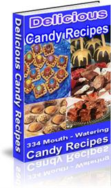 334 Mouth Watering Candy Recipes | eBooks | Food and Cooking