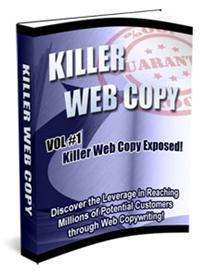 Killer Web Copy With Private Labels Rights | eBooks | Internet