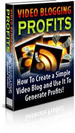 Video Blogging for Profits  - With Private Labels Rights | eBooks | Internet