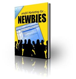 Email Marketing For Newbies WIth Private Labels Rights | eBooks | Internet