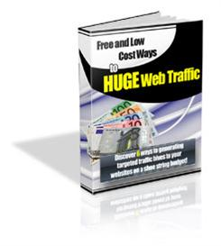 free and low cost ways to huge web traffic with private labels rights