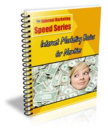 internet marketing speed series package 5 ebooks  -with private labels