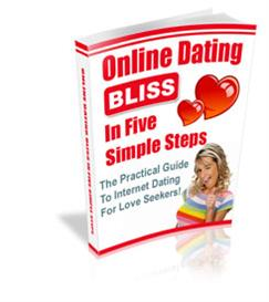 Online Dating Bliss In Five Simple Steps | eBooks | Romance