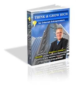 Think & Grow Rich for Internet Entrepreneurs - With PLR | eBooks | Business and Money