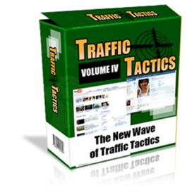 traffic tactics volume #4 - - with private labels rights