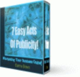 Easy Acts to Promote Your Business Online: | eBooks | Business and Money